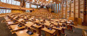Euphoric Recall makes it into Scottish Parliament
